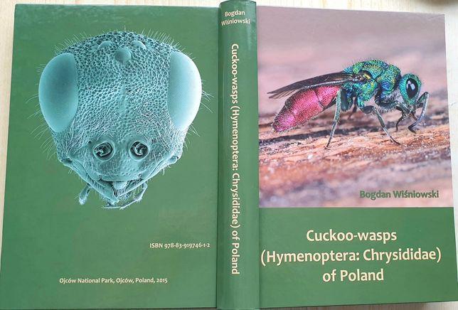 """Książka """"Złotolitki (Hymenoptera, Chrysididae) Polski"""""""