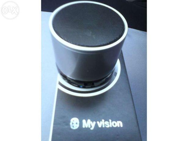 Coluna Bluetooth com kit mãos livres