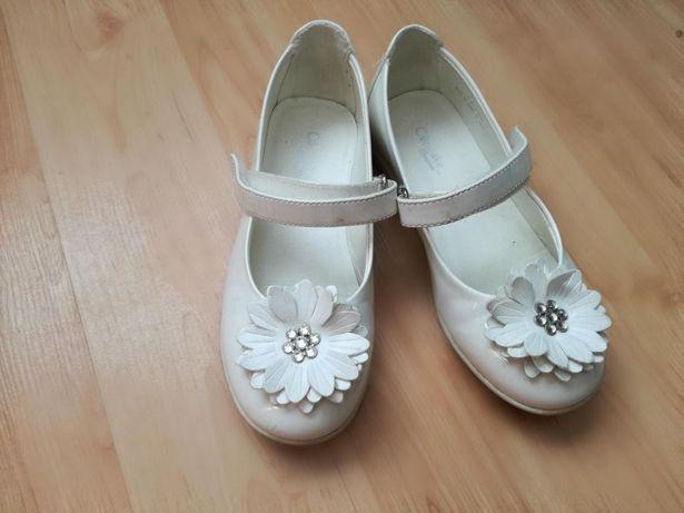 Białe buty rozmiar 29