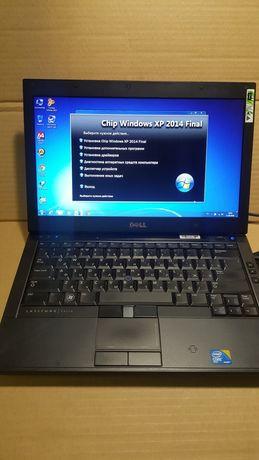 Ноутбук dell e4300 core 2 duo