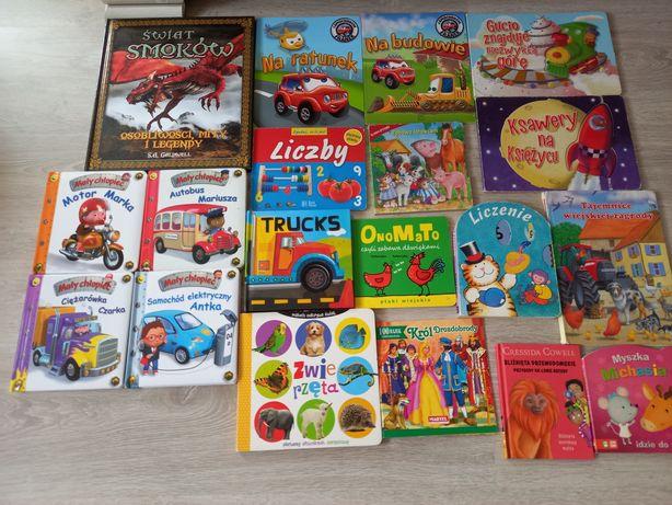 Książki dla chłopca