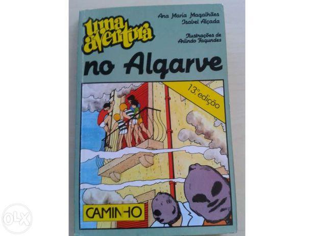 Livro Uma Aventura no Algarve