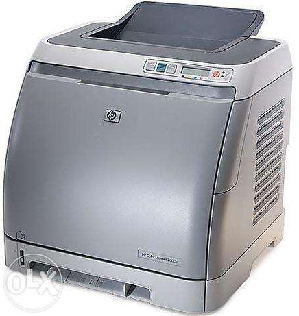 HP Color laser Jet 2600n