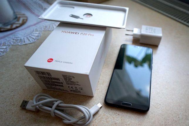 Huawei P20 PRO / 128 GB pamięci / 6 GB RAM / CLT-L29 Dual SIM