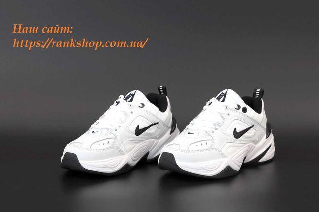 Кроссовки унисекс Nike M2K Tekno White Найк М2К Текно Белые