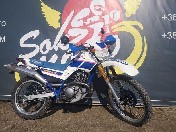 Yamaha Serow225 без пробега по Украине