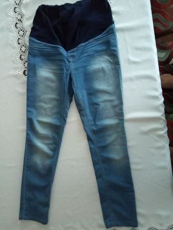 Spodnie ciążowe M stan idealny