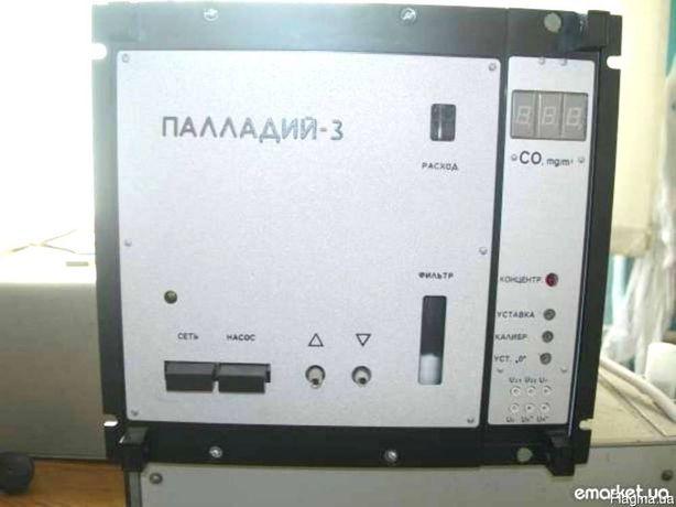 Газоанализатор палладий-3