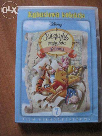 Kubusiowa kolekcja Niezwykła przygoda Kubusia film DVD