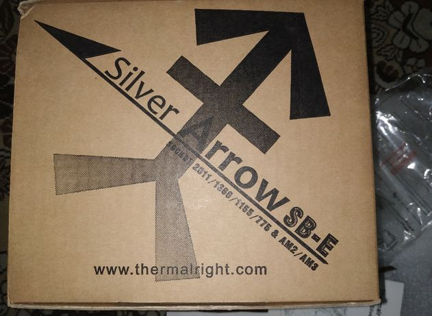 Thermalright SILVER ARROW SB-e кулер для процессора