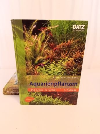 Aquarienpflanzen / Christel Kasselmann Akwarystyka książka