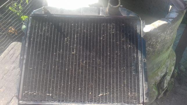 Продам радіатор системи охолодження ГАЗ 2410