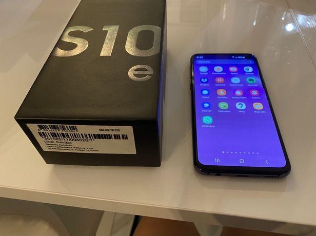 Samsung S10e gwarancja