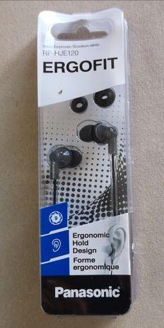 Наушники вакуумные Panasonic ErgoFit новые