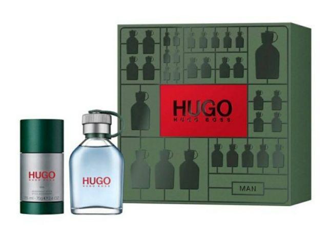 Hugo Boss man woda toaletowa spray 75 ml + Dezodorant w sztyfcie 75 ml