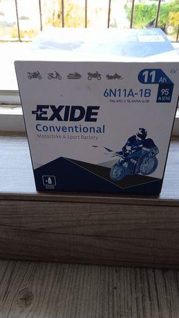 Nowy Akumulator 6v 11Ah EXIDE