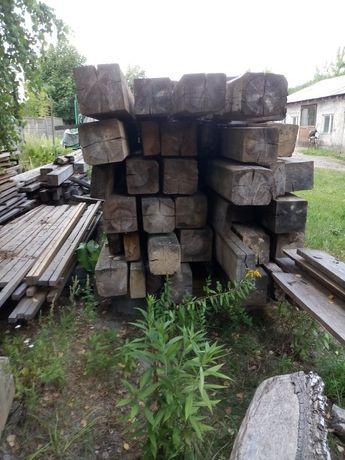 Stare drewno beki