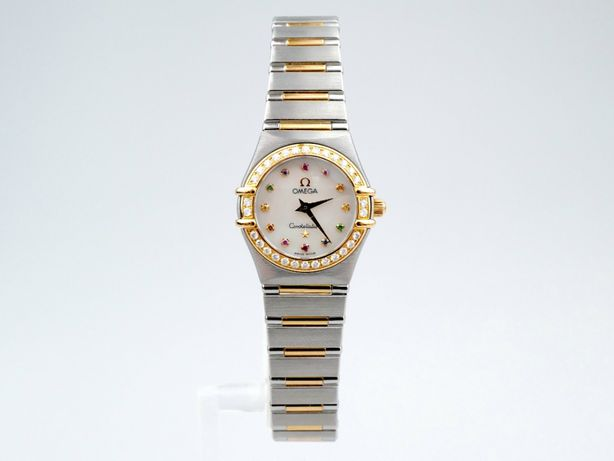 Omega Constellation Iris Steel Yellow Gold 1367.79.0