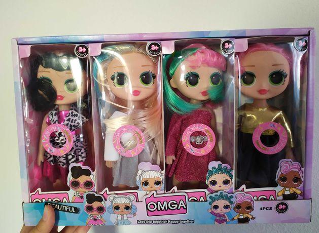 Музикальна кукла  OMGA