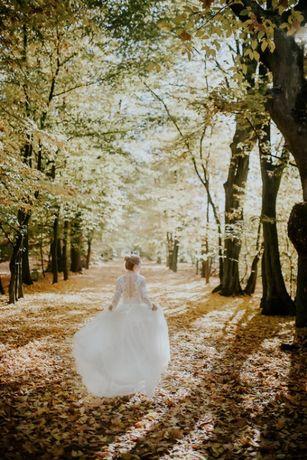 Suknia ślubna Herm's Bridal Beringen roz. 38/40