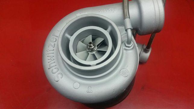 Turbina Turbosprężarka Schwitzer S200 Koparka Ładowarka JCB CAT