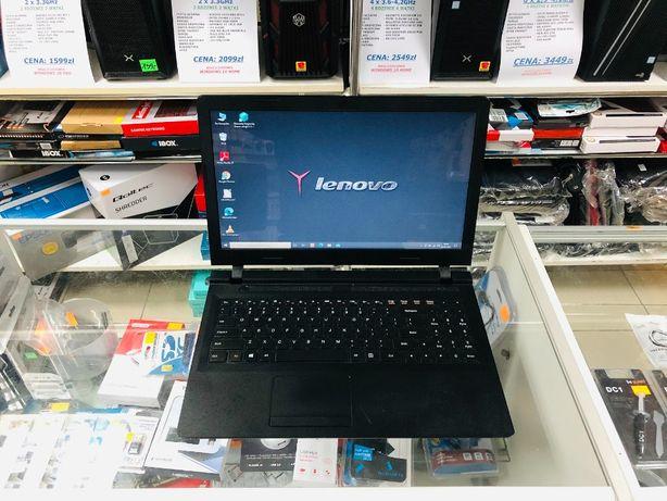 Laptop LENOVO 100-15IBY QUAD-CORE N3540 4GB 500GB Win10