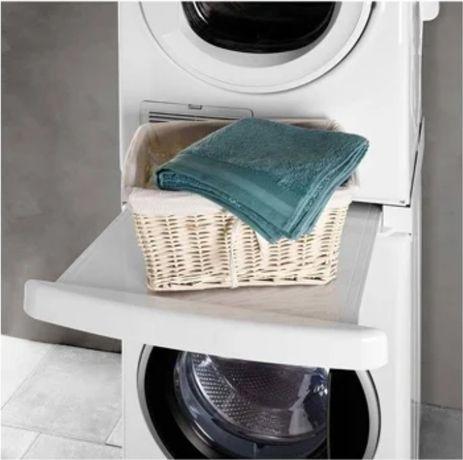 Divisória, suporte, kit montagem máquina lavar