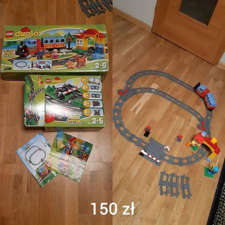 Lego Duplo od 20 zł - autobus, pociąg,  plac zabaw, przedszkole itp