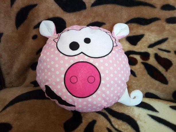 Подушка игрушка декоративная