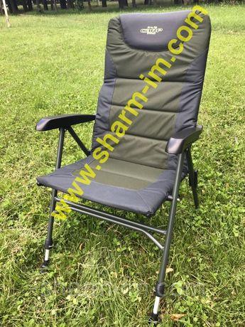 Туристическое Кресло Carp Pro 6050 с подлокотниками 170 кг нагрузки