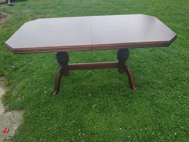 Stół rozkładany +4krzesla