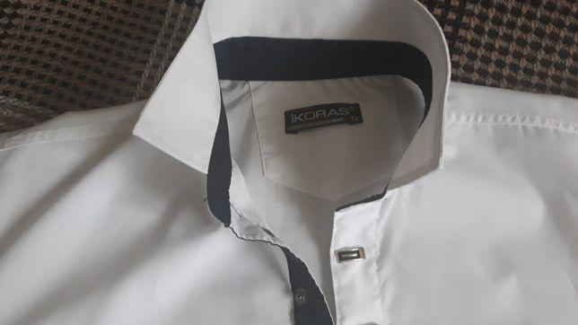 Продам рубашку с коротким рукавом для мальчика рост 150см