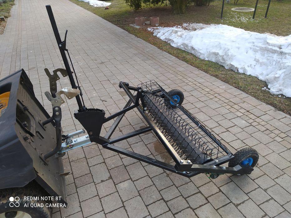 Areator do kosiarki traktorka Zamość - image 1