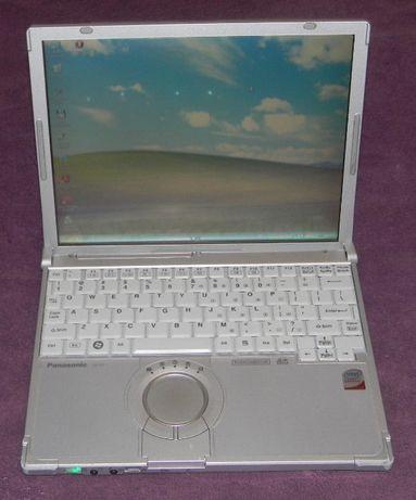 Защищенный ноутбук Panasonic CF-T7