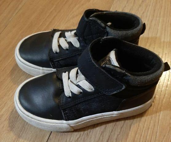 H&M 25 Wysokie buciki Sneakersy