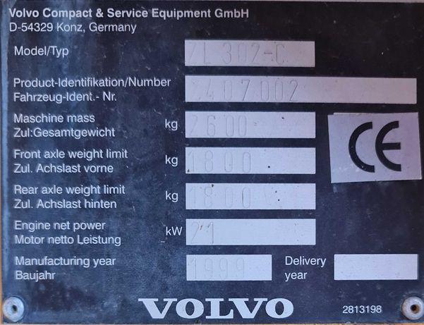 Fadroma marki Volvo Zl302