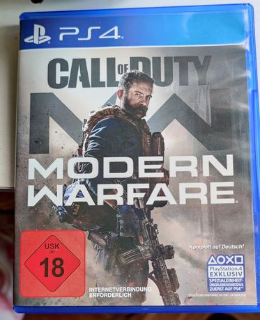 Call of Duty Modern Warfare (англ) (обмін з доплатою на Cold War)