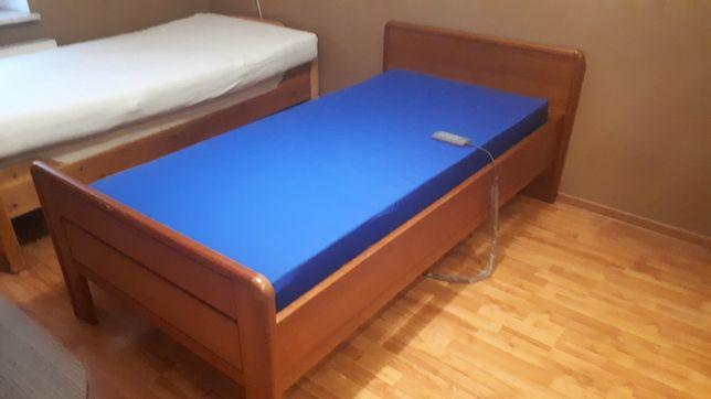 Łóżko rehabilitacyjne Lattoflex z materacem antyodleżynowym