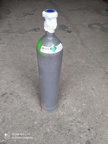 Butla CO2 ( dwutlenek węgla) poj. 8 litrów