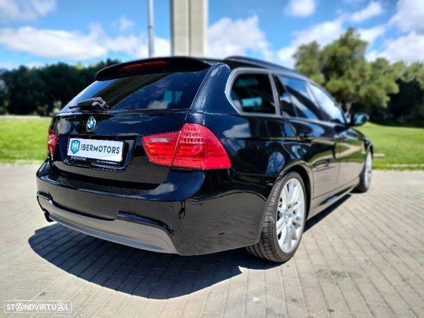 BMW 320 d Touring Navigation