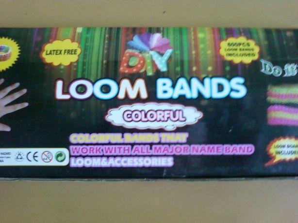 Набор резинок для браслета Loom Bands