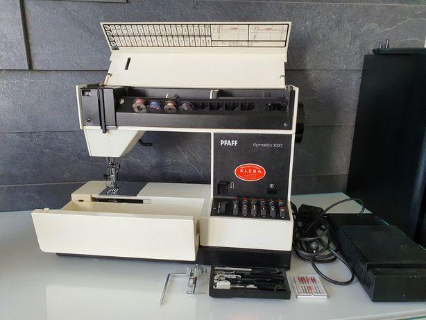 Maszyna do szycia pfaff tipmatic 1027 okazja!
