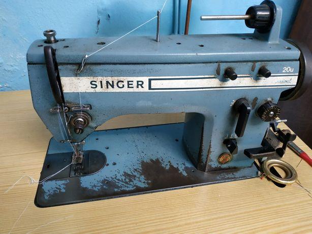 Máquina Costura Singer semi-profissional