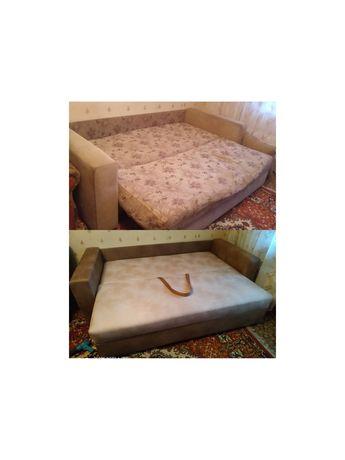 Ремонт, перетяжка мягкой мебели на дому