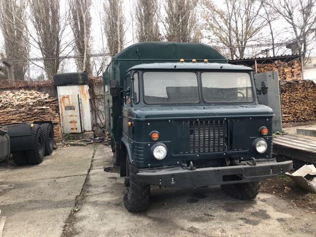 ГАЗ 66 (продам срочно)