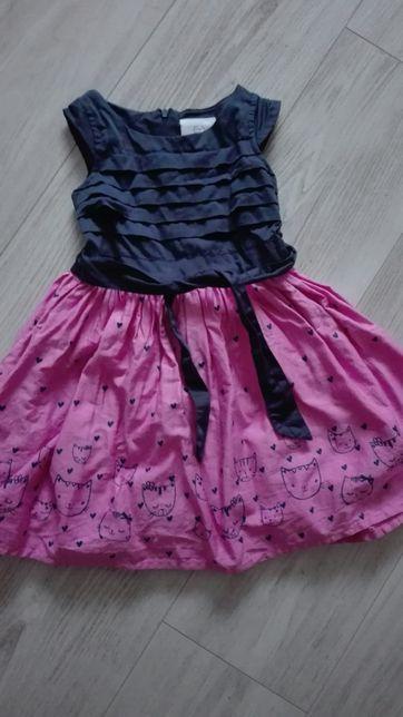 Nowa Sukienka COOL CLUB 98 cm