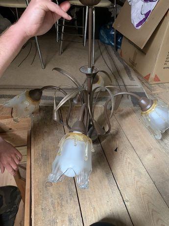 Żyrandol, kinkiet, lampa