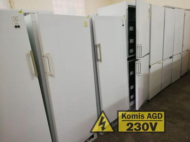 Lodówka Zamrażarka | 230V Komis AGD Psie Pole| Gwarancja I Dowóz