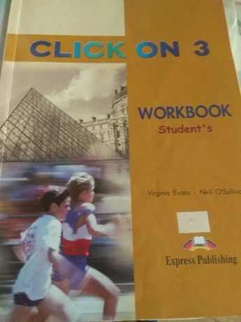 Click On-3. Student's Workbook