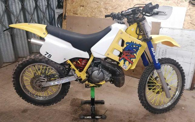 Suzuki tsr 125cc